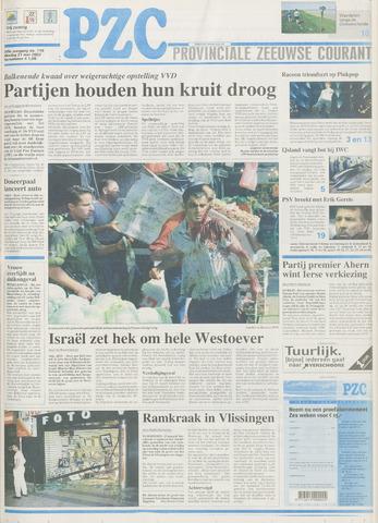 Provinciale Zeeuwse Courant 2002-05-21