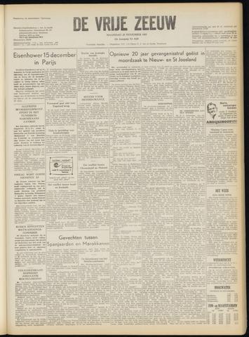 de Vrije Zeeuw 1957-11-25