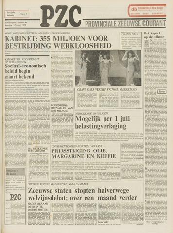 Provinciale Zeeuwse Courant 1974-02-16