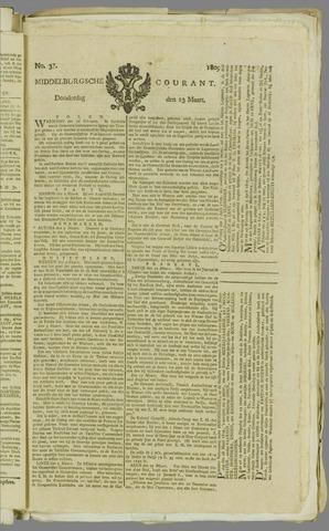 Middelburgsche Courant 1809-03-23