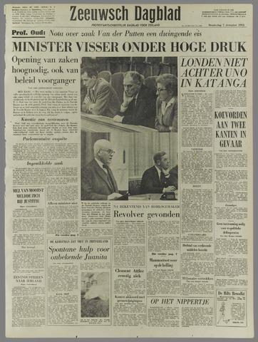 Zeeuwsch Dagblad 1961-12-07
