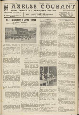 Axelsche Courant 1961-07-01