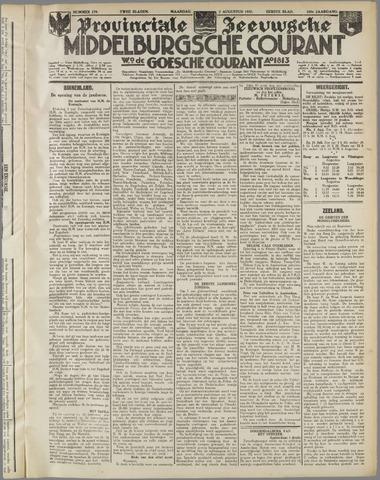 Middelburgsche Courant 1937-08-02