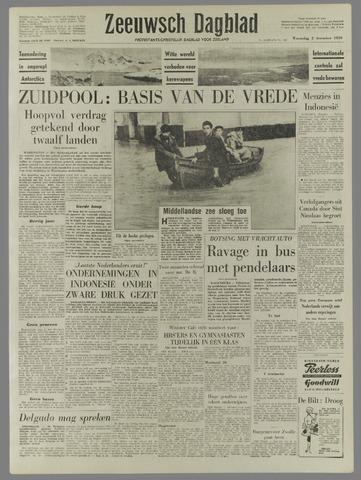 Zeeuwsch Dagblad 1959-12-02