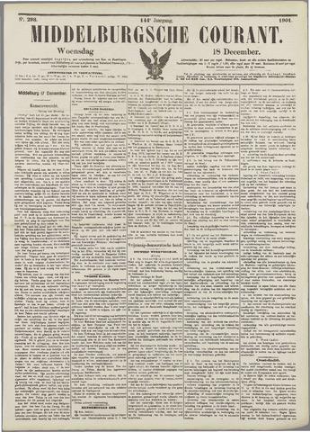 Middelburgsche Courant 1901-12-18
