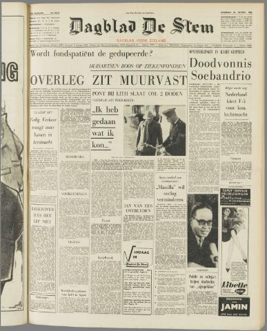 de Stem 1966-10-26