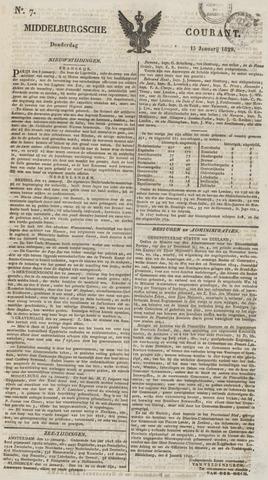 Middelburgsche Courant 1829-01-15