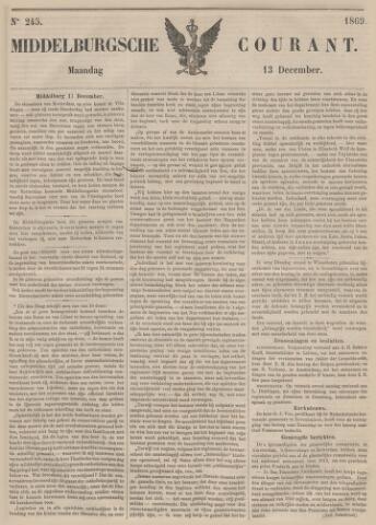 Middelburgsche Courant 1869-12-13