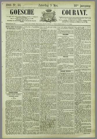 Goessche Courant 1906-05-05