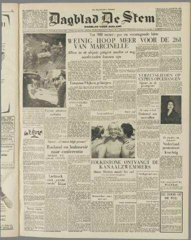 de Stem 1956-08-10