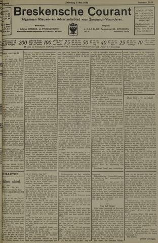 Breskensche Courant 1934-05-05