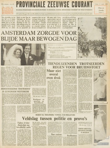 Provinciale Zeeuwse Courant 1966-03-11