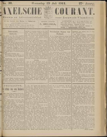 Axelsche Courant 1911-07-19