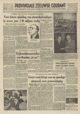 Provinciale Zeeuwse Courant 1958-11-20