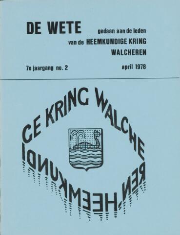 de Wete 1978-04-01