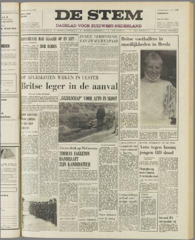 de Stem 1972-07-31