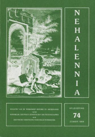 Nehalennia 1989-06-01