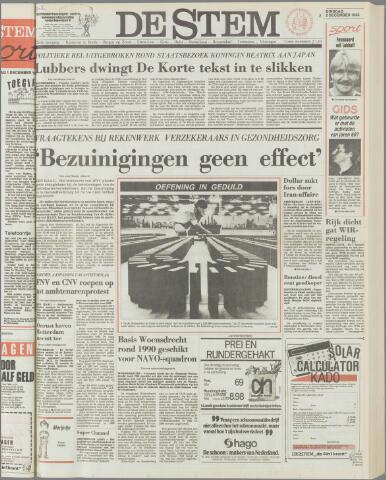 de Stem 1986-12-02