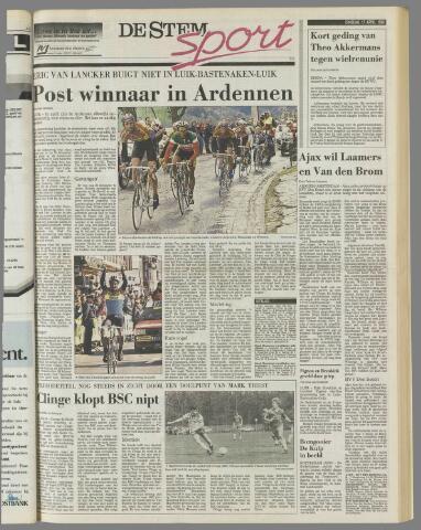 de Stem 1990-04-17