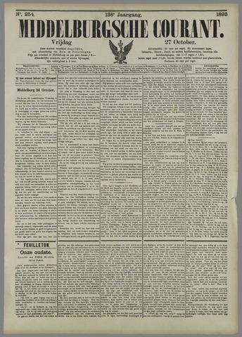 Middelburgsche Courant 1893-10-27