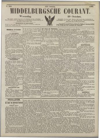 Middelburgsche Courant 1902-10-29