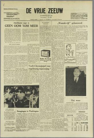 de Vrije Zeeuw 1963-06-15