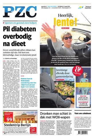 Provinciale Zeeuwse Courant 2016-03-12