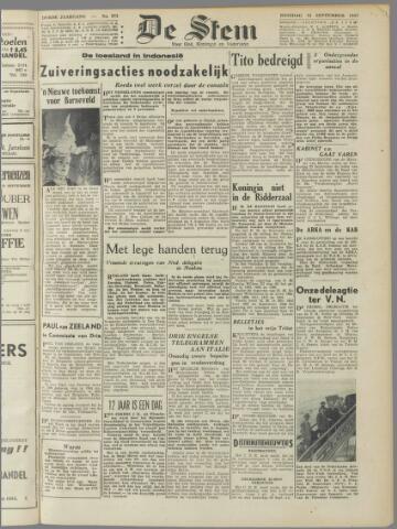 de Stem 1947-09-16