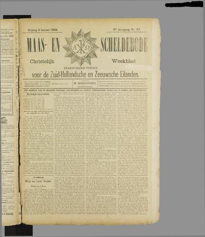 Maas- en Scheldebode 1888
