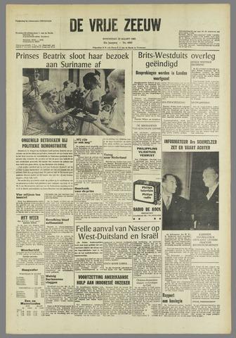 de Vrije Zeeuw 1965-03-10