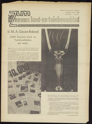 Zeeuwsch landbouwblad ... ZLM land- en tuinbouwblad 1965-07-02