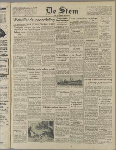 de Stem 1947-12-10
