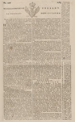 Middelburgsche Courant 1785-10-01