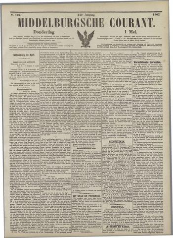 Middelburgsche Courant 1902-05-01