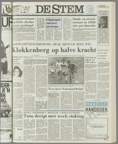 de Stem 1985-09-12