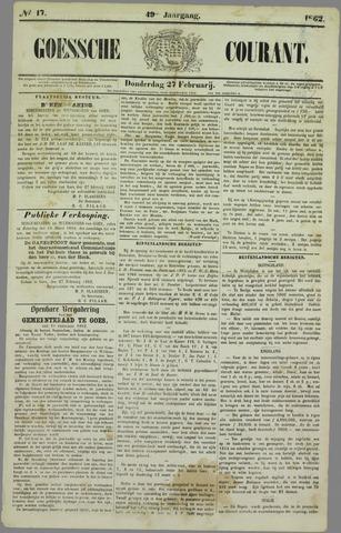 Goessche Courant 1862-02-27
