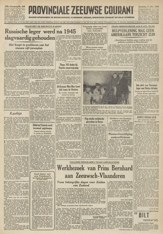 Provinciale Zeeuwse Courant 1952-10-11