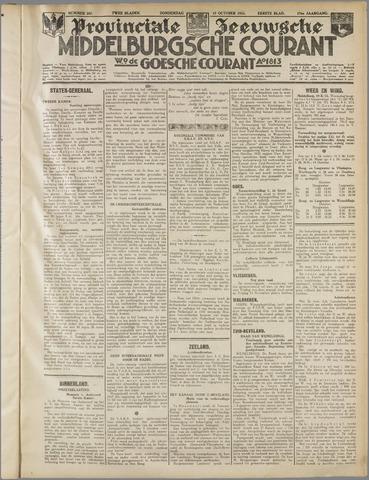 Middelburgsche Courant 1933-10-19