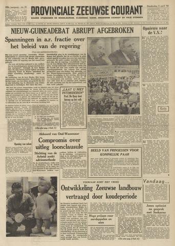 Provinciale Zeeuwse Courant 1962-04-05