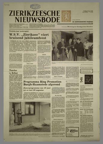 Zierikzeesche Nieuwsbode 1981-05-29