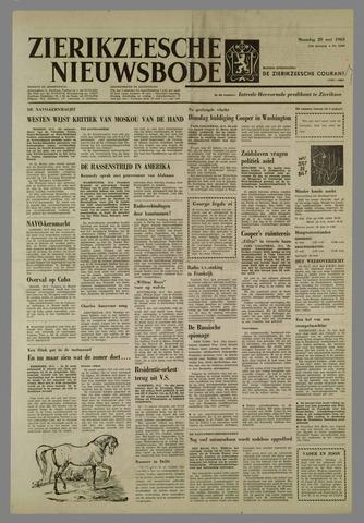 Zierikzeesche Nieuwsbode 1963-05-20