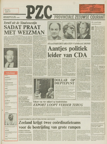 Provinciale Zeeuwse Courant 1977-12-21