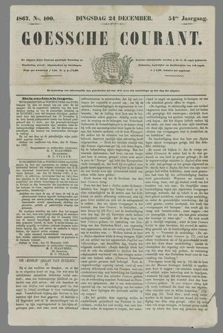 Goessche Courant 1867-12-24