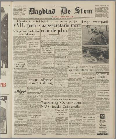 de Stem 1962-12-14