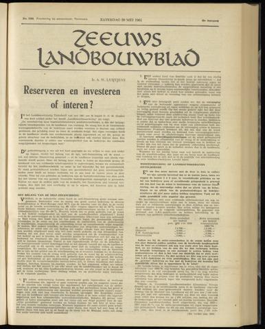 Zeeuwsch landbouwblad ... ZLM land- en tuinbouwblad 1961-05-20