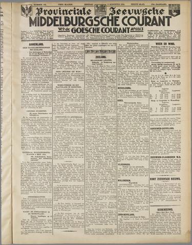 Middelburgsche Courant 1933-08-08