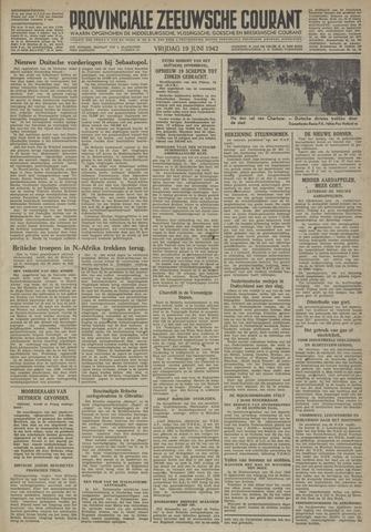 Provinciale Zeeuwse Courant 1942-06-19