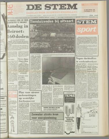 de Stem 1978-08-14