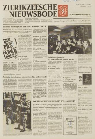 Zierikzeesche Nieuwsbode 1973-03-22