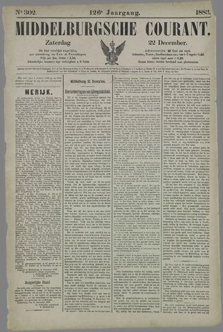 Middelburgsche Courant 1883-12-22